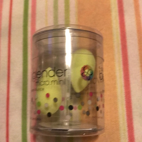 beautyblender Other - Beauty blender micro mini blenders